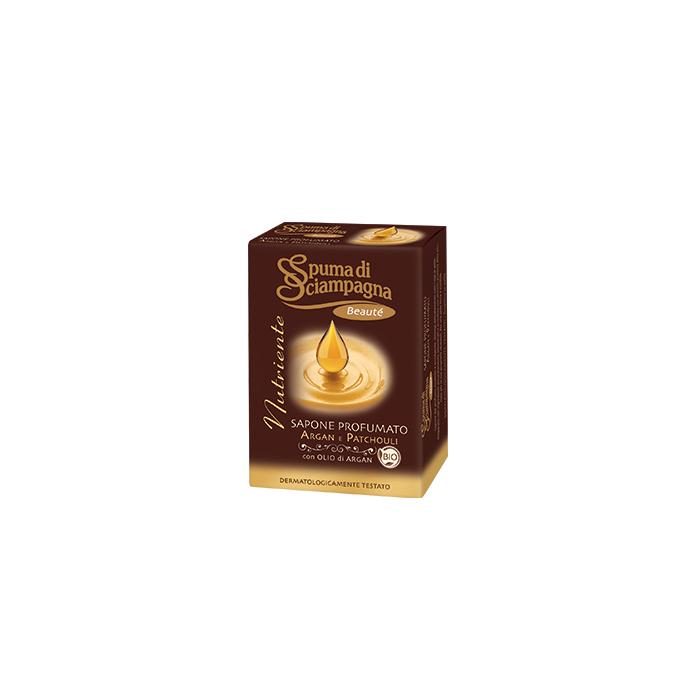 Spuma di Sciampagna  Saponetta argan 100 g