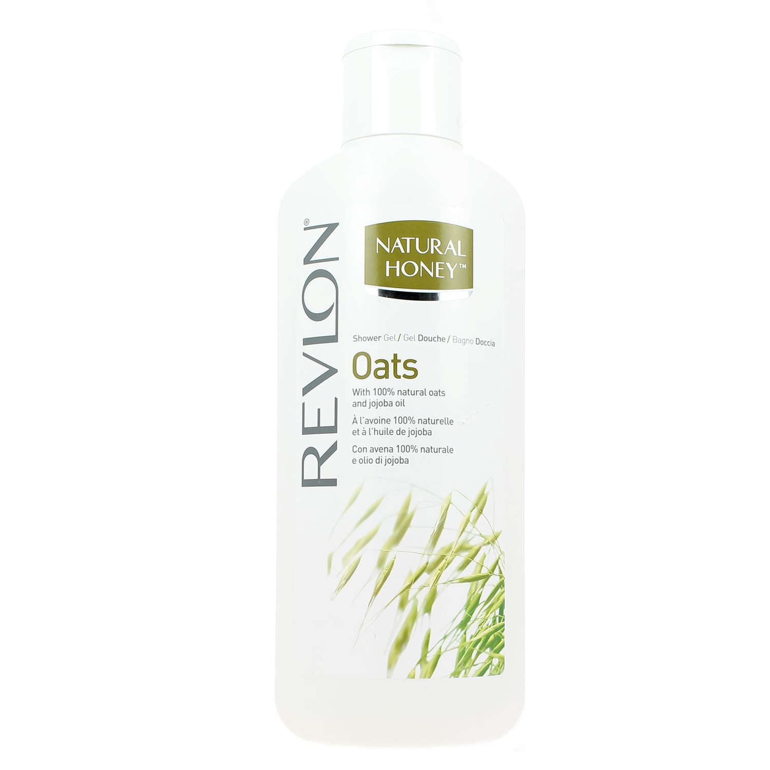 Revlon  Natural honey bagno doccia oats 650 ml