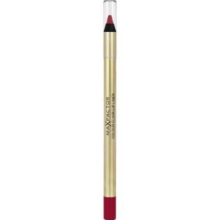 Max Factor Colour Elixir Matita Labbra 5g  10 Red Rush