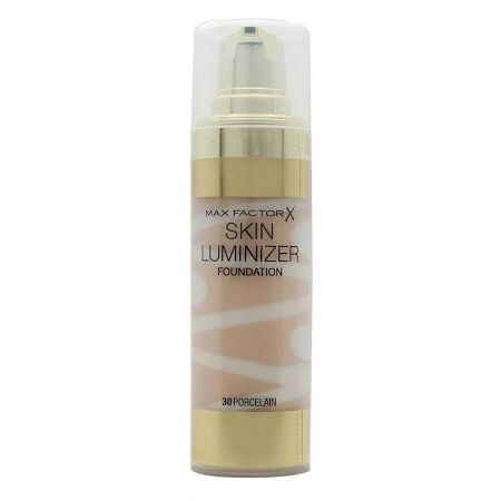 Max Factor Thunder  Light Skin Luminizer Porcelain Fondotinta 30ml  40 Light Ivory