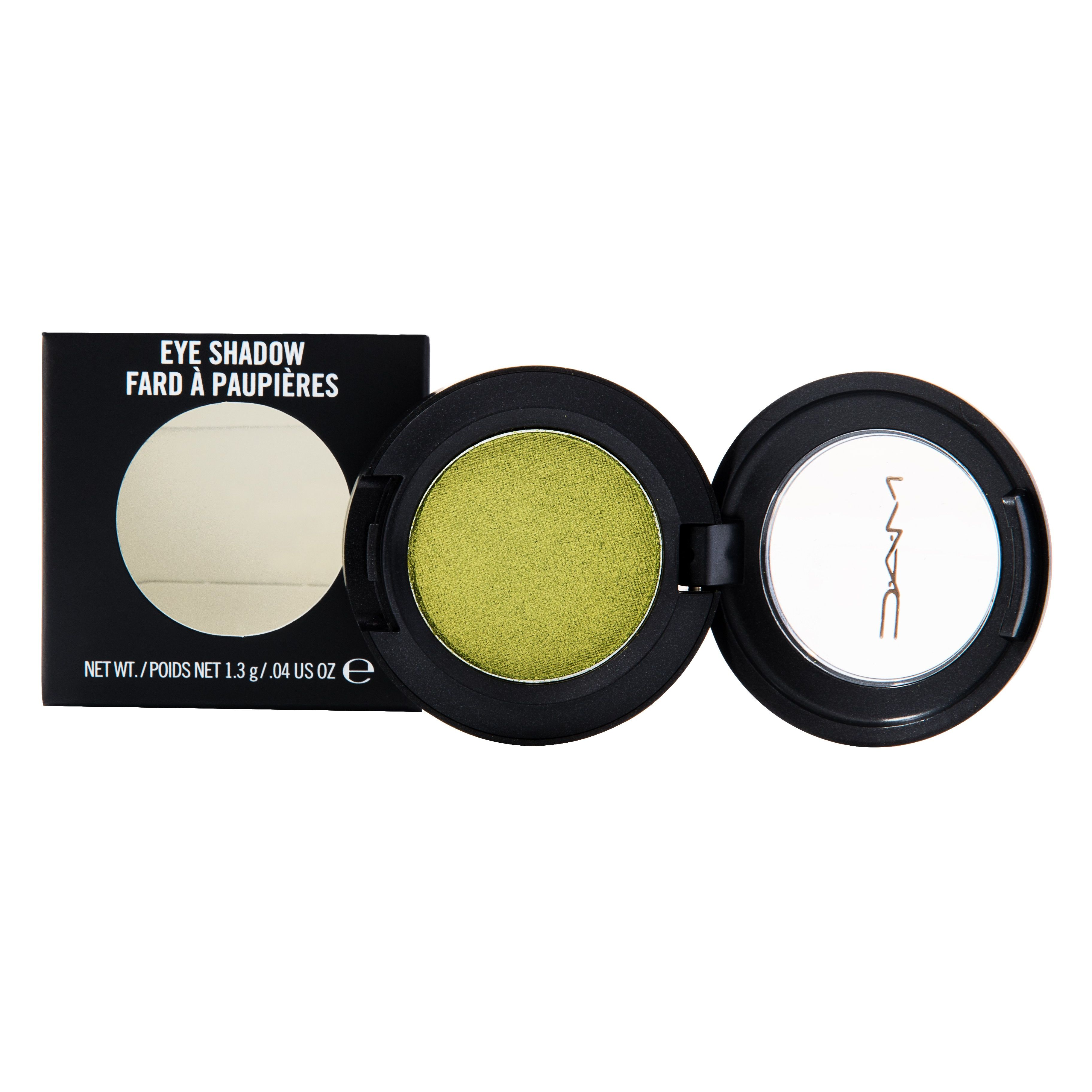 Mac Eye Shadow Veluxe Pearl Ombretto 13 g  Lucky Green