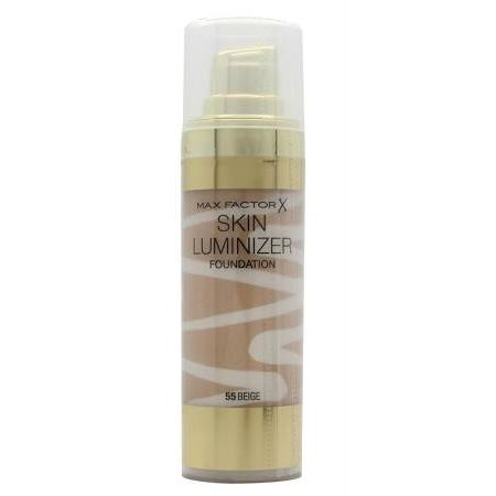 Max Factor Thunder  Light Skin Luminizer Porcelain Fondotinta 30ml  55 Beige