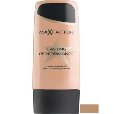 Max Factor Lasting Performance Foundation 35ml 109 Natural Bronze