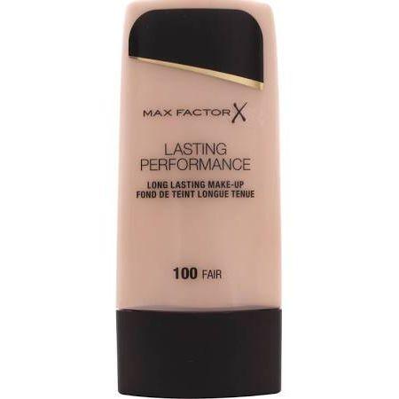 Max Factor Lasting Performance Foundation 35ml 100 Fair