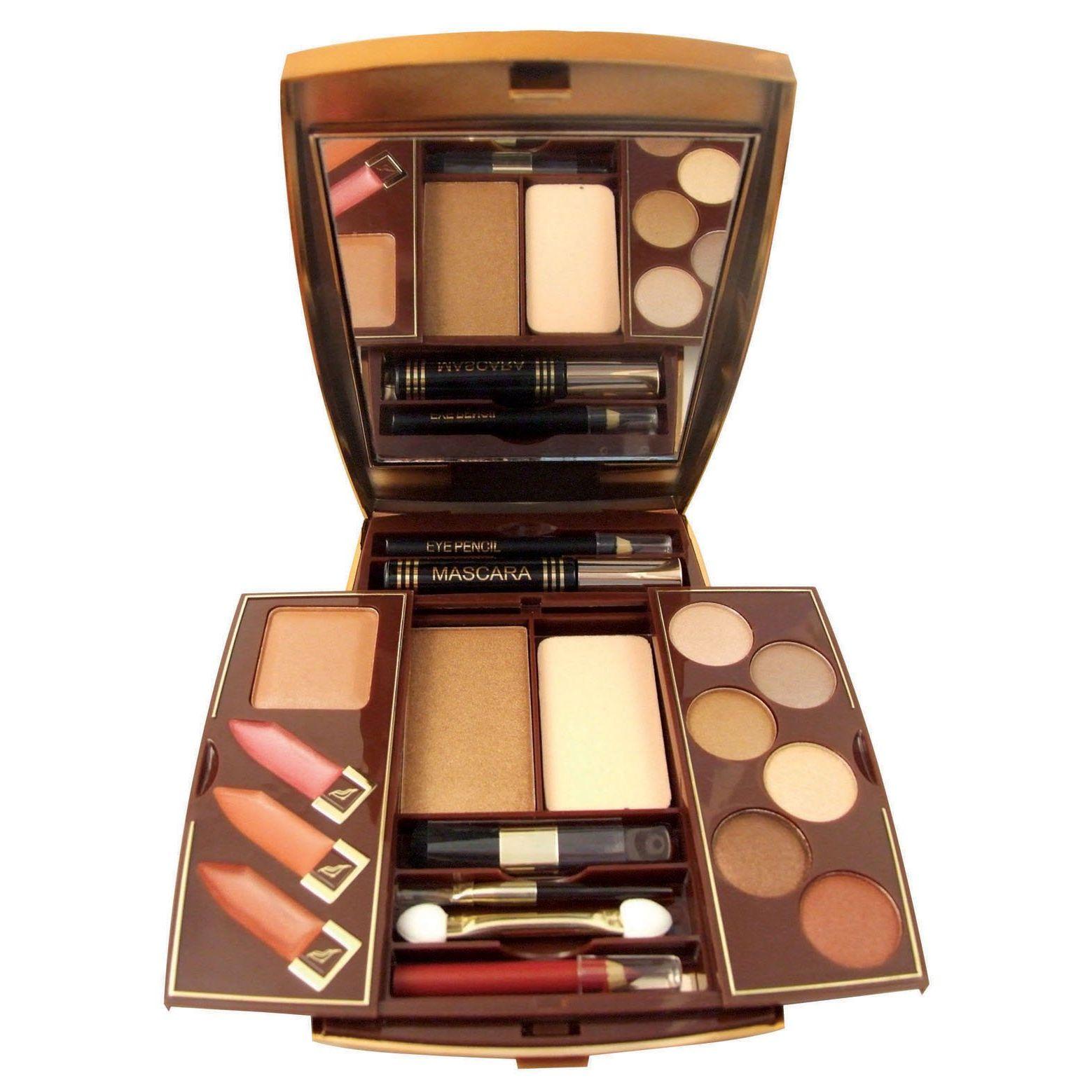SUNkissed Cosmetics MakeUp Compact 2 Vari Prodotti