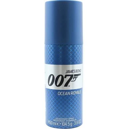 James Bond 007 Ocean Royale Deodorante Spray 150ml