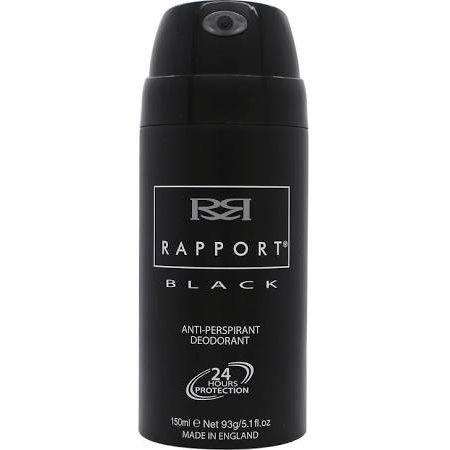 Dana Rapport Black Deodorante Anti Traspirante 150ml Spray