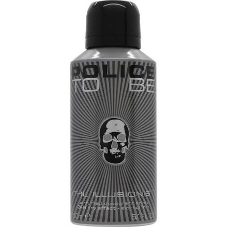 Police To Be The Illusionist Deodorante Spray 150ml