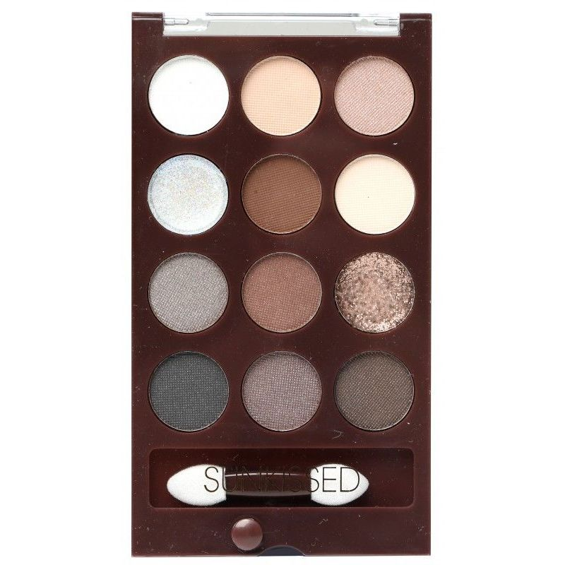 SUNkissed Ready For Anything Eye Palette  12 Ombretti