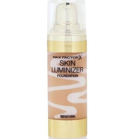 Max Factor Thunder  Light Skin Luminizer Porcelain Fondotinta 30ml  50 Natural