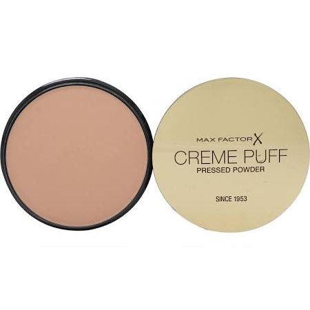 Max Factor Creme Puff Foundation 21g  42 Deep Beige