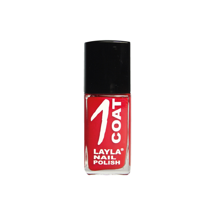 Layla  1 coat nail polish  smalto 20 caipiroska