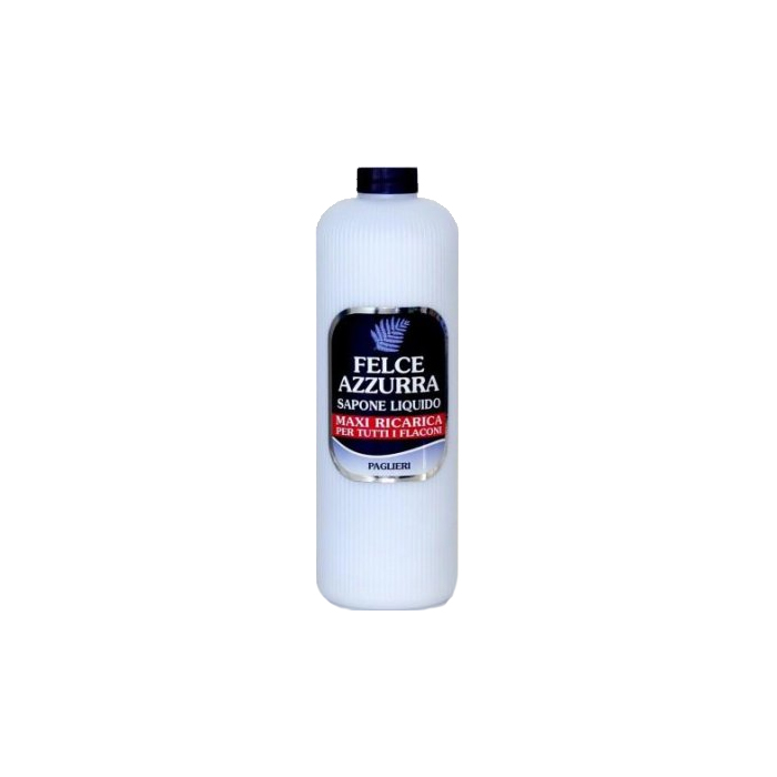Felce Azzurra  Sapone liquido elegante ricarica 750ml