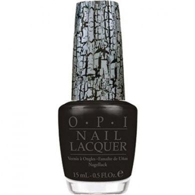 OPI Smalto 15 ml  Black Shatter