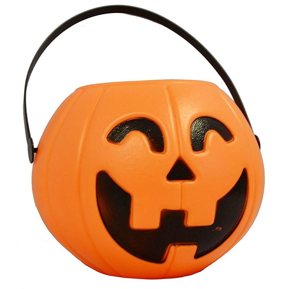 Zucca Dolcetto Scherzetto Halloween 16 cm