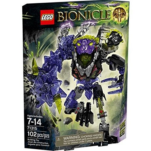 Lego Bionicle Bestia Tellurica