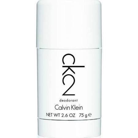 Calvin Klein CK2 Deodorante Stick 75ml