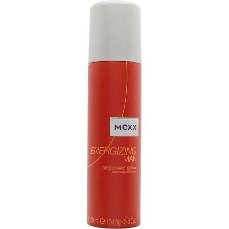 Mexx Energizing Man Deodorante Spray 150ml