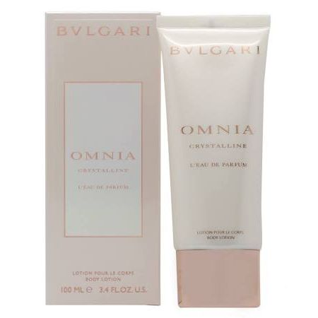 Bvlgari Omnia Crystalline Leau de Parfum Lozione Corpo 100ml