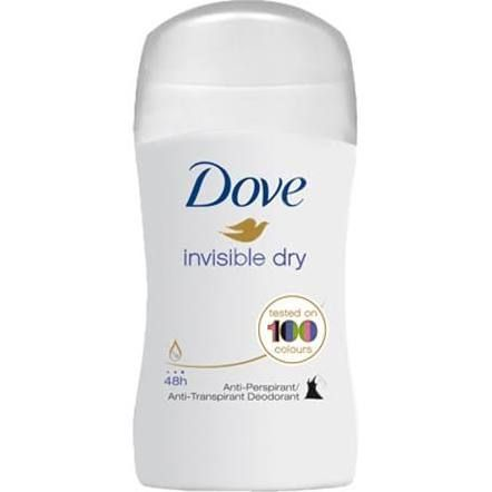 Dove Dedorant Invisible Dry