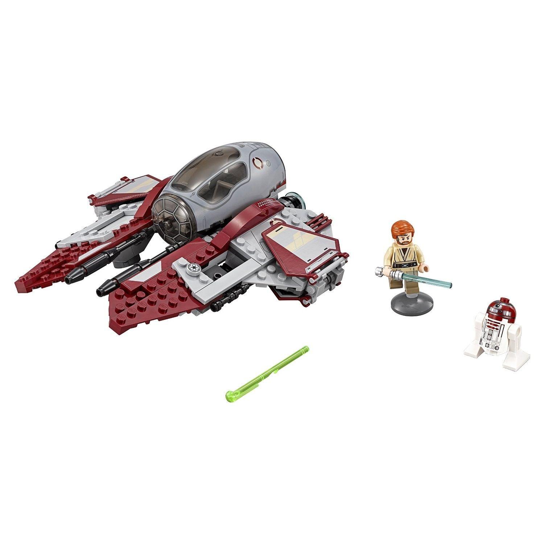 Lego Jedi Intercettor di ObiWan