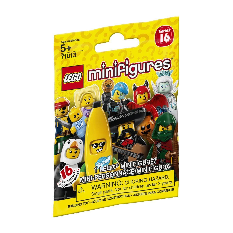 Lego Minifigure 1 Bustina Serie 17