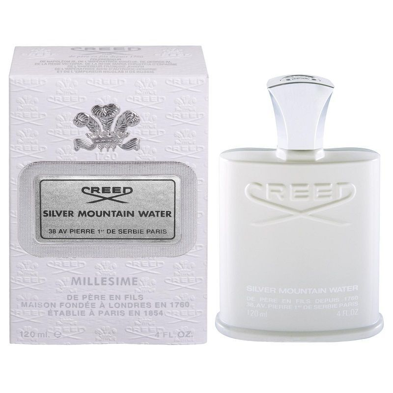 Creed Silver Mountain Water Eau De Toilette 120 ml Spray