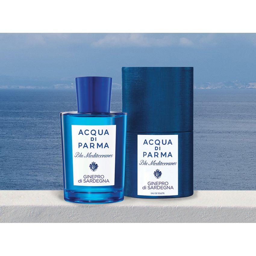 Acqua di Parma Blu Mediterraneo Ginepro di Sardegna Eau de Toilette 75 ml Spray