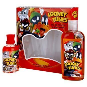 Looney Tunes  Confezione Regalo 100 ml EDT  240 ml Bagnoschiuma