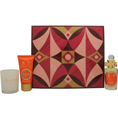 Penhaligons Vaara Confezione Regalo 50ml EDP Spray  50ml Crema Mani  70g Candela