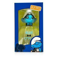 The Smurfs Blue Style Brainy Eau de Toilette 100 ml Spray