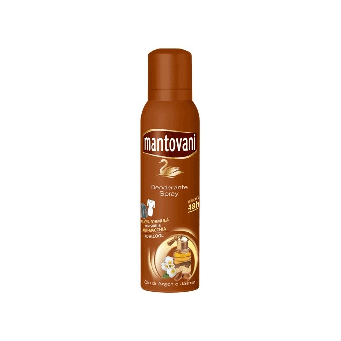 Mantovani  Deodorante spray argan 150 ml