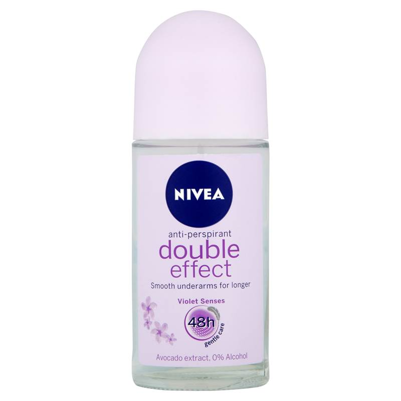 Nivea  Deo RollOn double effect 48h 50ml