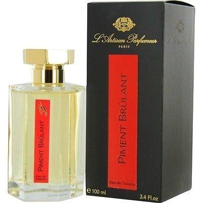LArtisan Parfumeur Piment Brulant Eau de Toilette 100 ml Spray