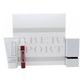 Burberry Sport Confezione Regalo 50 ml EDT  50 ml Lozione per il Corpo  75 ml Mini edt