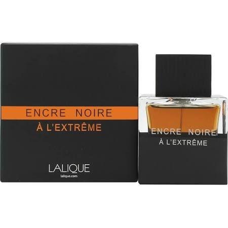Lalique Encre Noire A LExtreme Eau de Parfum 50ml spray