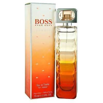 Hugo Boss Boss Orange Sunset Eau de Toilette 75 ml