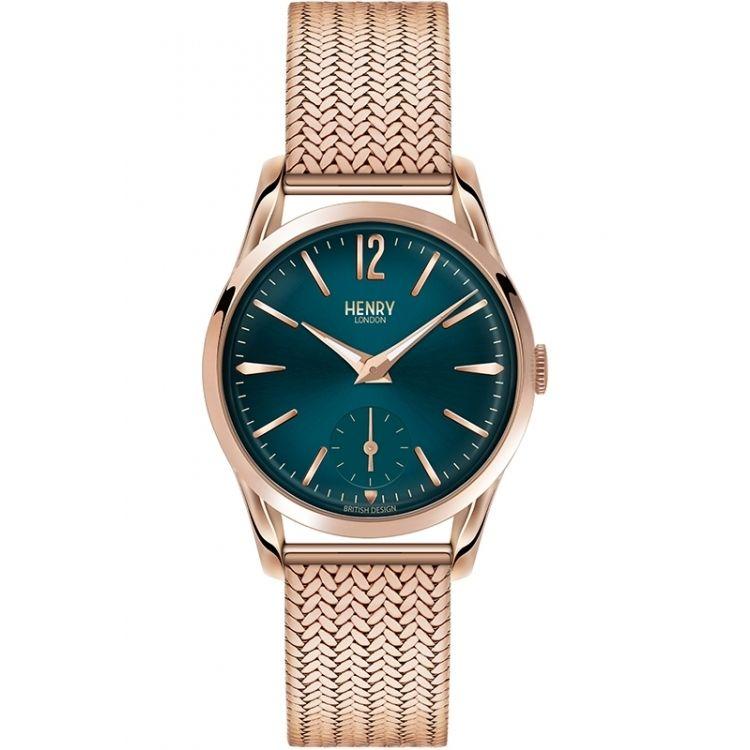 Orologio donna Henry London HL30UM0130