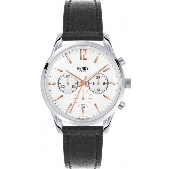 Orologio uomo Henry London HL39CS0009