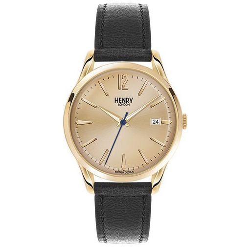 Orologio uomo Henry London HL39S0006