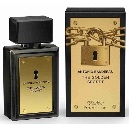 Antonio Banderas The Golden Secret Eau de Toilette 50 ml