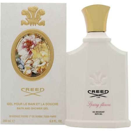 Creed Spring Flower Bagnoschiuma  Gel Doccia 200ml