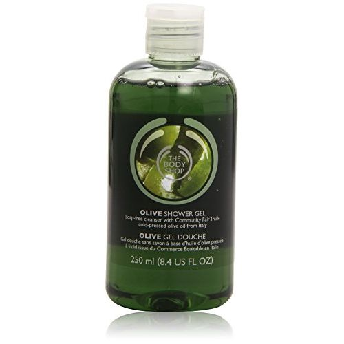 The Body Shop Olive Gel Doccia 250ml