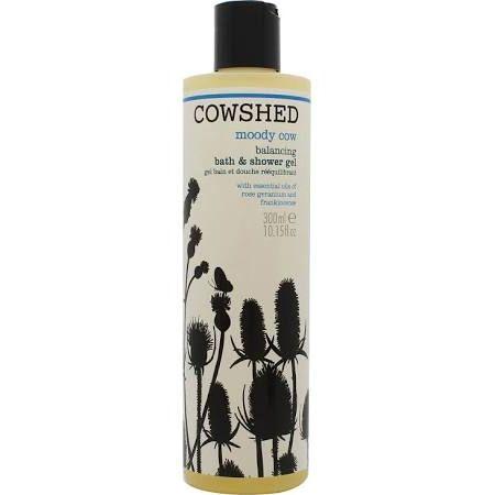 Cowshed Moody Cow Balancing Bagnoschiuma  Gel Doccia 300ml