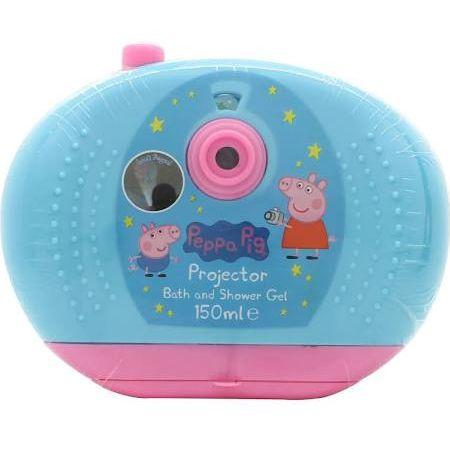 Peppa Pig Bath Projector Bagnoschiuma  Gel Doccia 150ml
