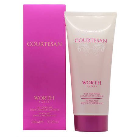 Worth Courtesan Bagnoschiuma  Gel Doccia 200ml