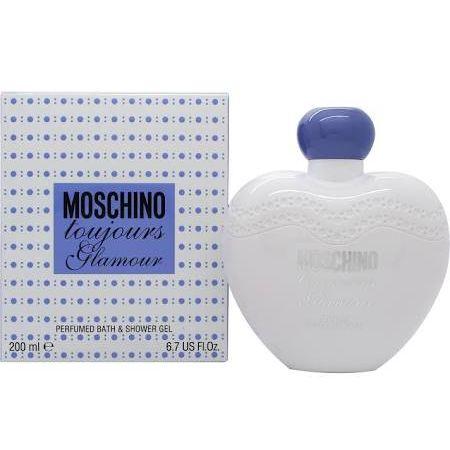 Moschino Toujours Glamour Bagnoschiuma  Gel Doccia 200ml