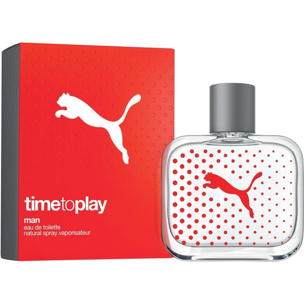 Puma Time To Play Eau de Toilette 60 ml