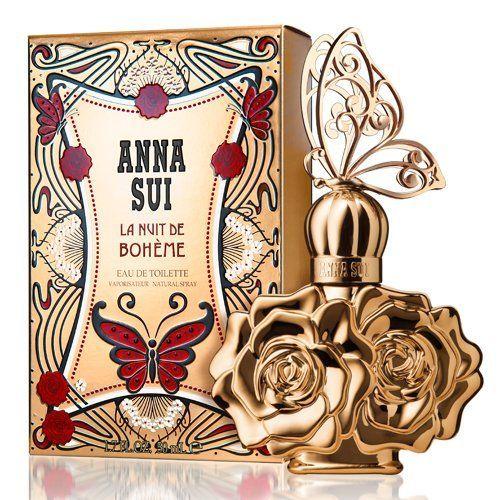 Anna Sui La Nuit de Boheme Eau de Toilette 50 ml