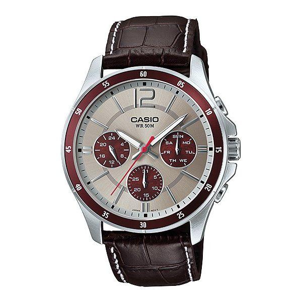 Orologio uomo Casio MTP1374L7A1